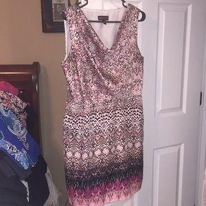Dana buchman dress size L